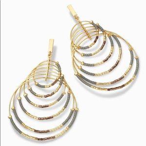 Stella & Dot - Prima Earrings